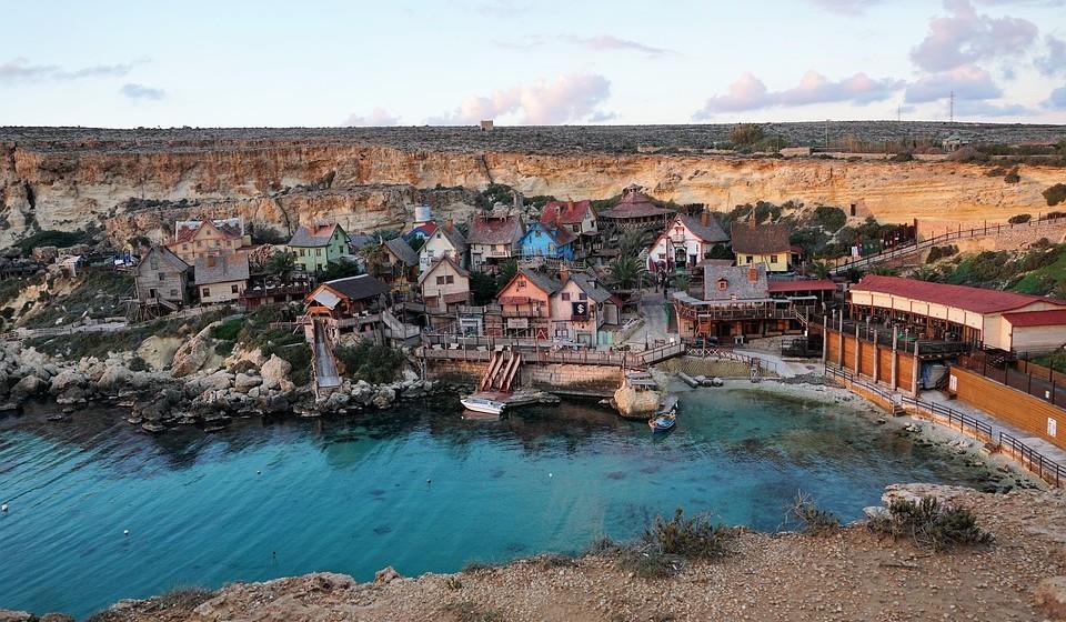12 - Popeye Village, Malta