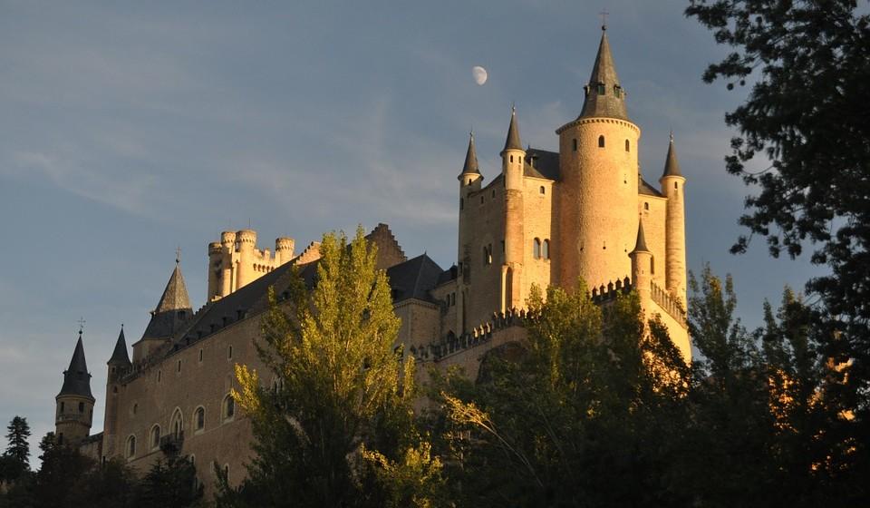 15 – Castelo de Alcazar, Espanha