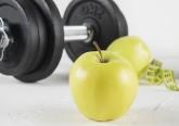 alimentação e treino