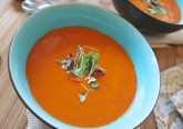 Sopa de tomate: a sopa do coração