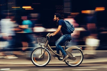Bicicletas elétricas conquistam cada vez mais utilizadores