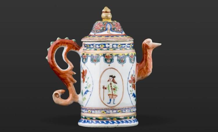 O mundo da porcelana chinesa para ver no Museu do Oriente