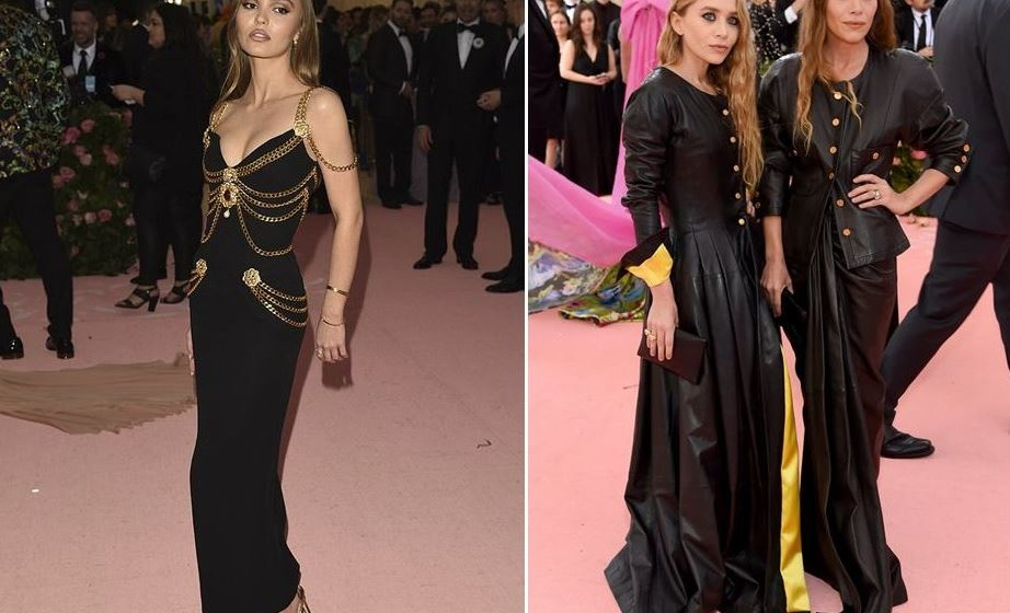 Lily-Rose Depp e Mary Kate e Ashley Olsen