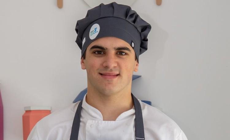Rui Pedro Meira vai representar Portugal nos European Young Chef Awards