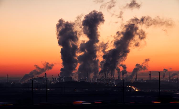 90% da população mundial respira ar poluído