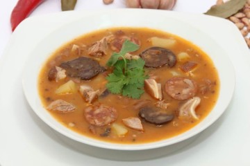 Sopa da Pedra de Almeirim