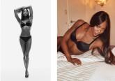 Naomi Campbell faz a sua primeira campanha Calvin Klein aos 49 anos