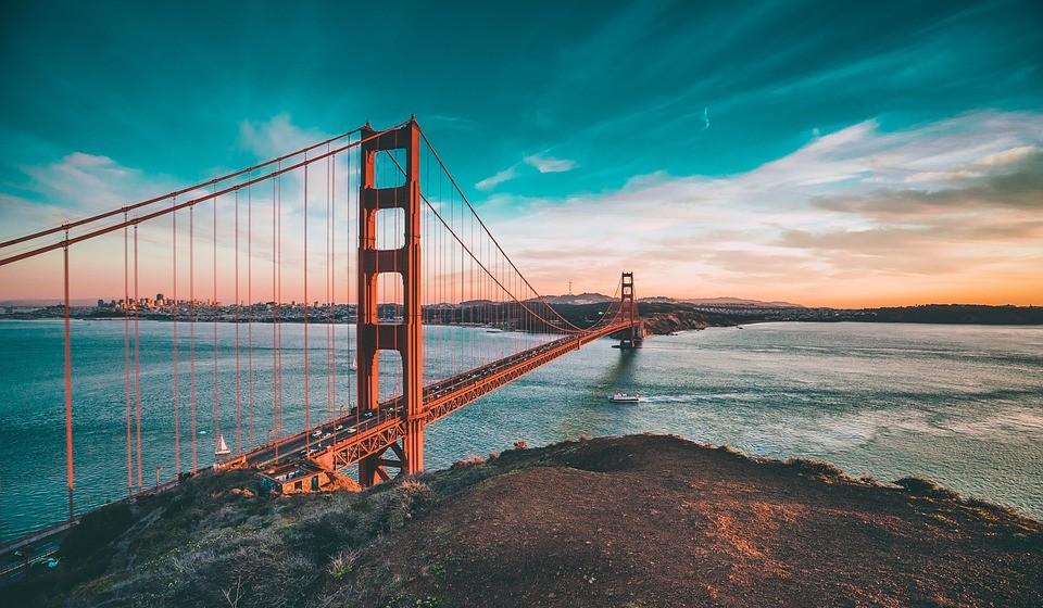 2-São Francisco, EUA