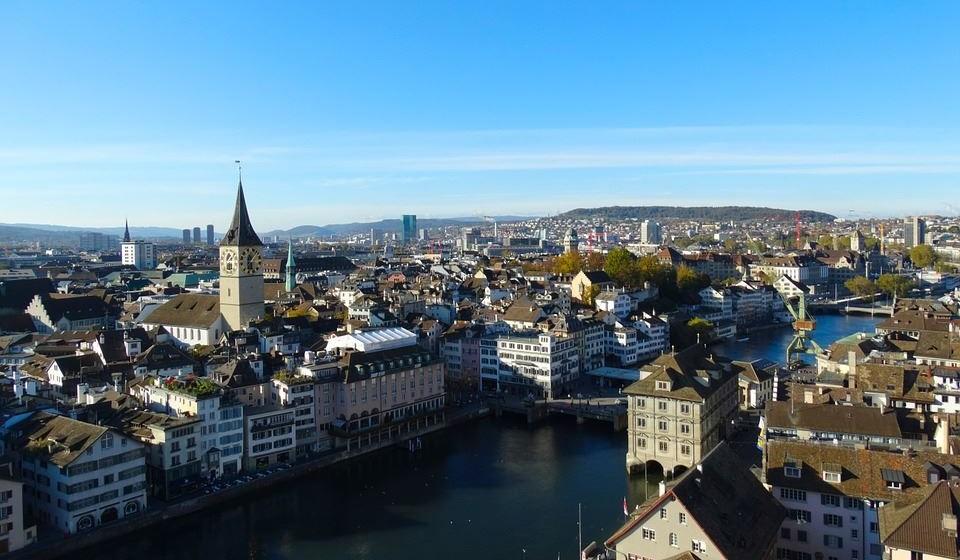3-Zurique, Suíça