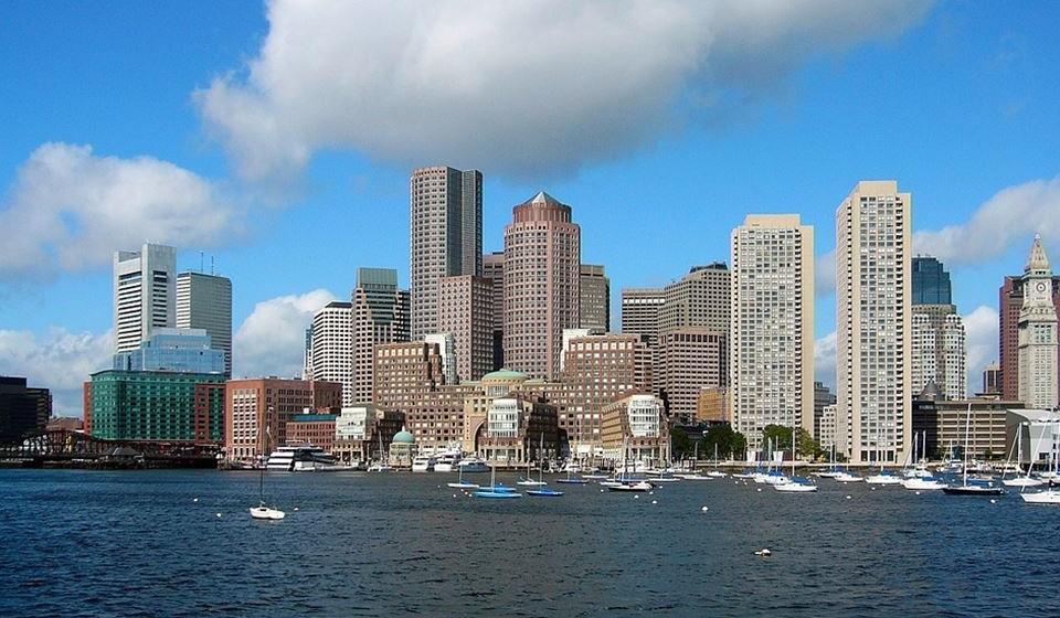 4-Boston, EUA