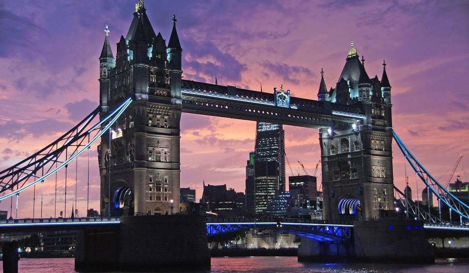 5-Londres, Inglaterra