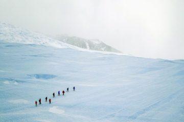 Viagem à Antártida