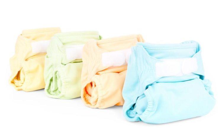 Fraldas ecológicas para o seu bebé