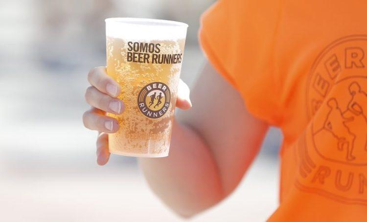 """""""Beer Runners"""" chega a Portugal para aliar a cerveja à prática desportiva"""