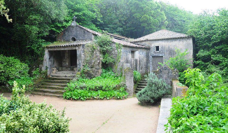 Capela do Convento dos Capuchos