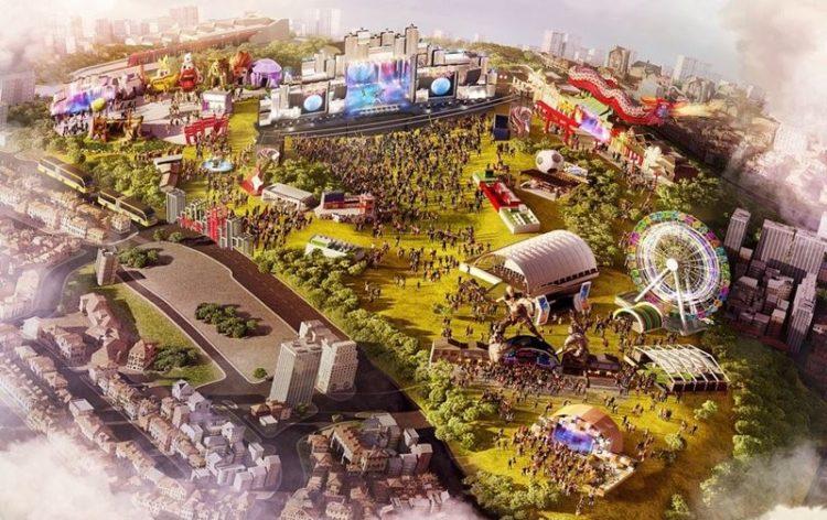 Cidade do Rock regressa em 2020 a Lisboa com mais atrações e novas experiências