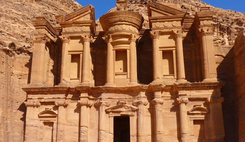 Petra, Jordãnia
