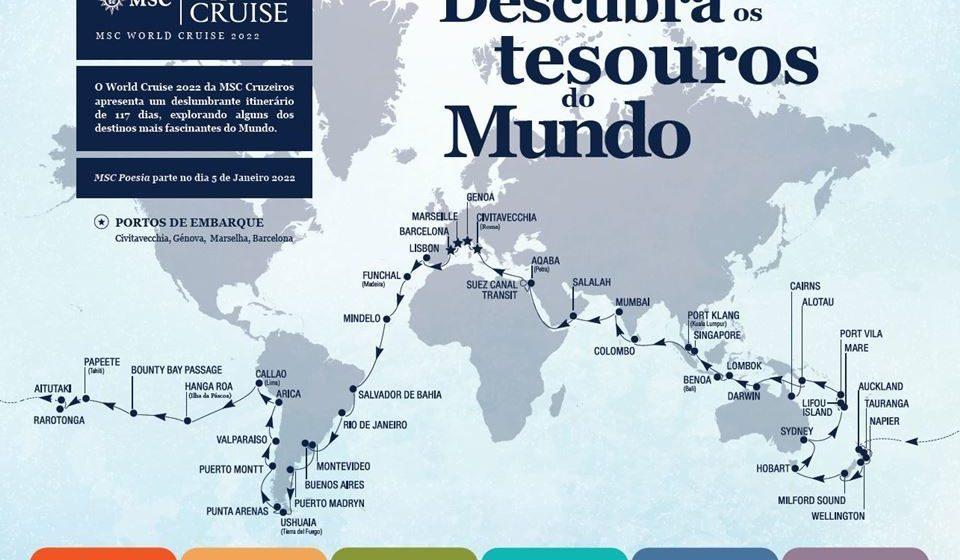 World Cruise 2022