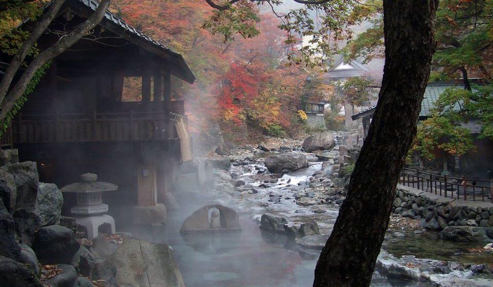Takaragawa Onsen, Japão