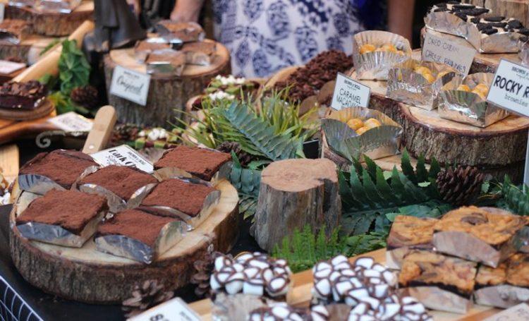 Porto recebe mercado de Natal veggie