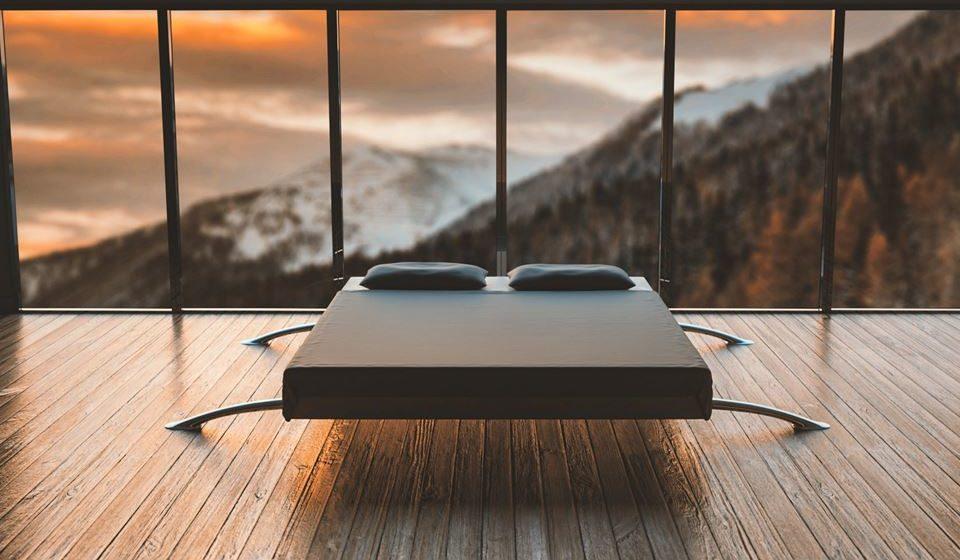 Certifique-se de que o seu quarto tem uma temperatura entre os 18 e os 20° C e que vai pernoitar num ambiente escuro e silencioso.