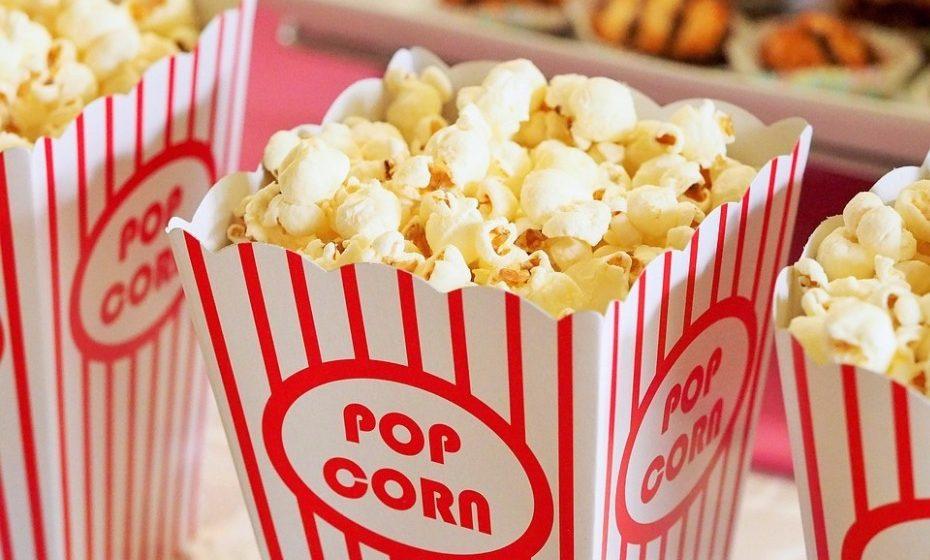 Uma tarde de cinema e pipocas com os vossos filmes preferidos. Programa divertido sempre garantido.