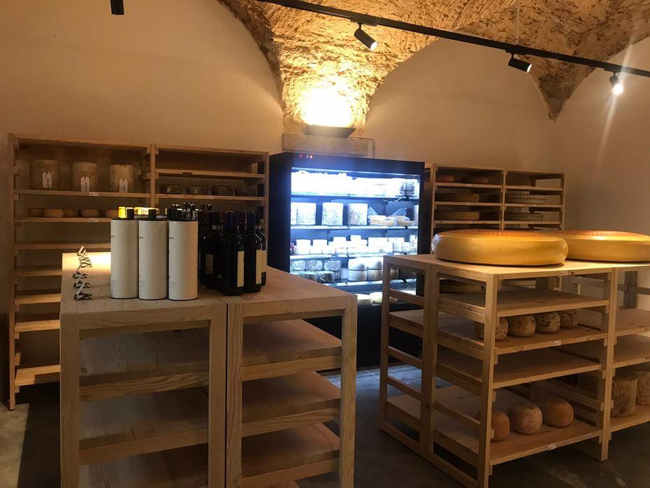 Portugal já tem a sua primeira concept store de queijo