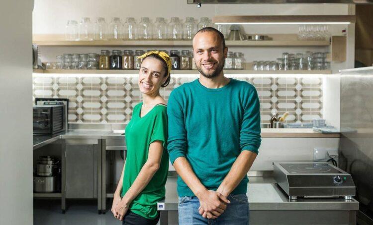 Maria Antunes e Rui Catalão