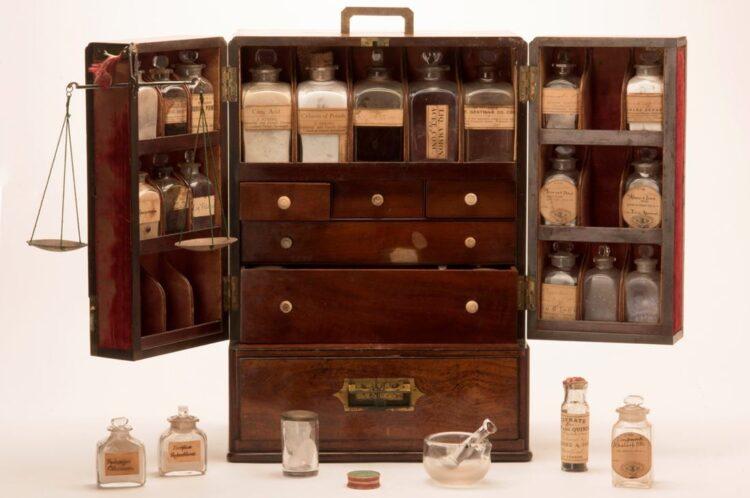 Foto: Museu da Farmácia