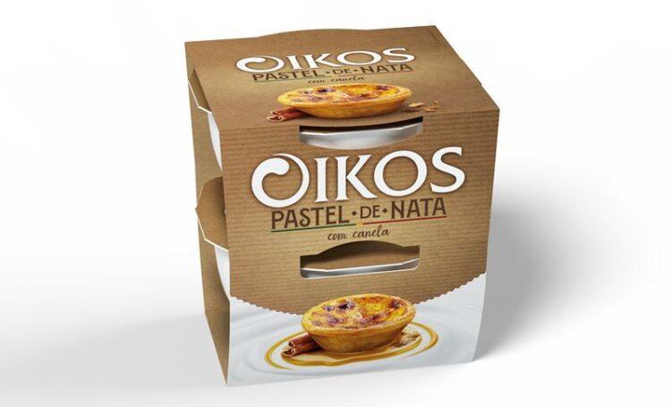 Lançado iogurte grego com sabor a pastel de nata