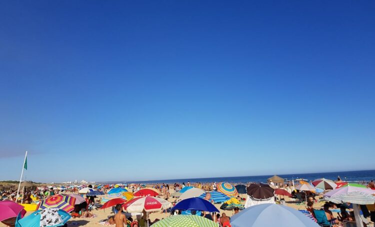 Foto: Praia da Altura, Algarve