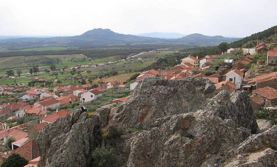 Aldeia de Penha Garcia (Fonte Wikipedia)