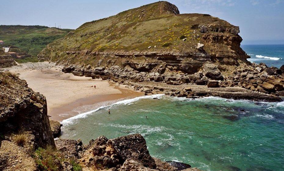 Praia da Samarra (Fonte Visit Sintra)