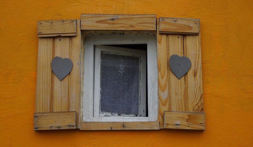 Nas janelas instale redes mosquiteiras.