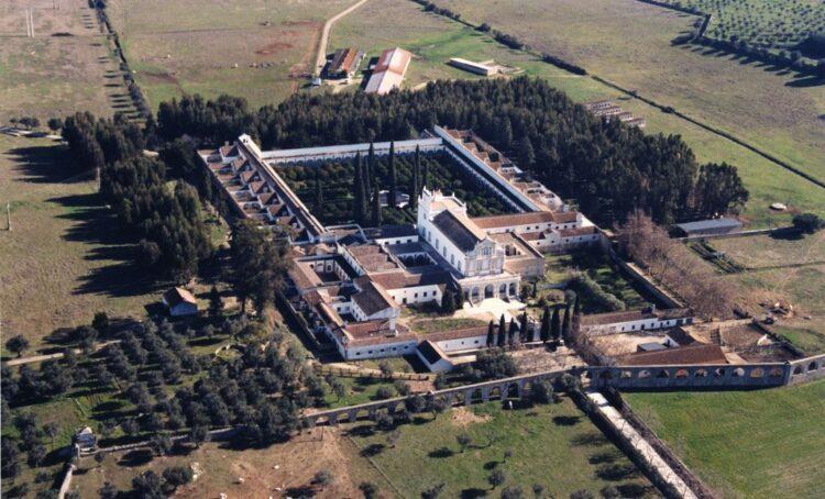 Mosteiro de Santa Maria Scala Coeli em Évora abre pela primeira vez a visitantes