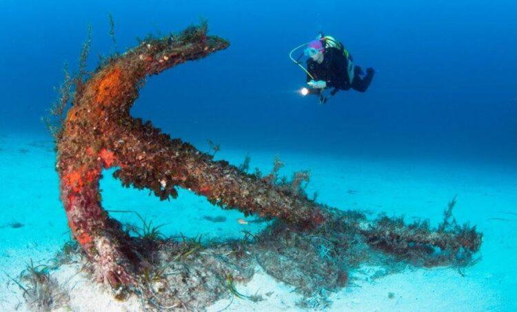 Os tesouros escondidos nas águas de Malta