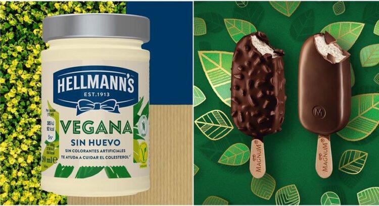 Unilever anuncia alternativas veganas e novas metas de vendas para alimentos de base vegetal