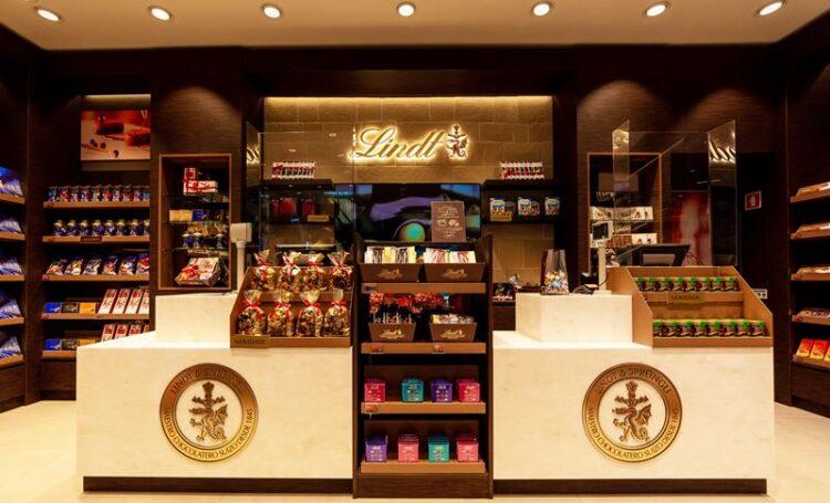 Lindt abre primeira loja em Portugal