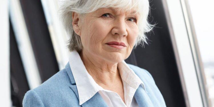 mulher senior