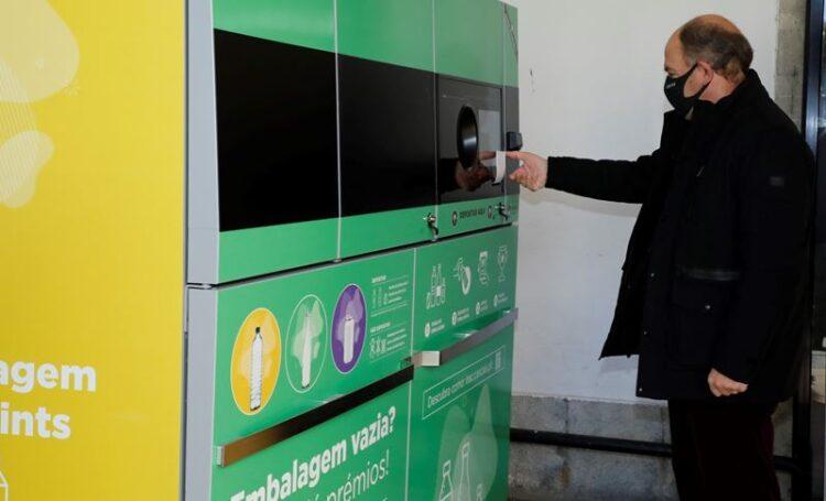Reciclar embalagens dá prémios em Cascais