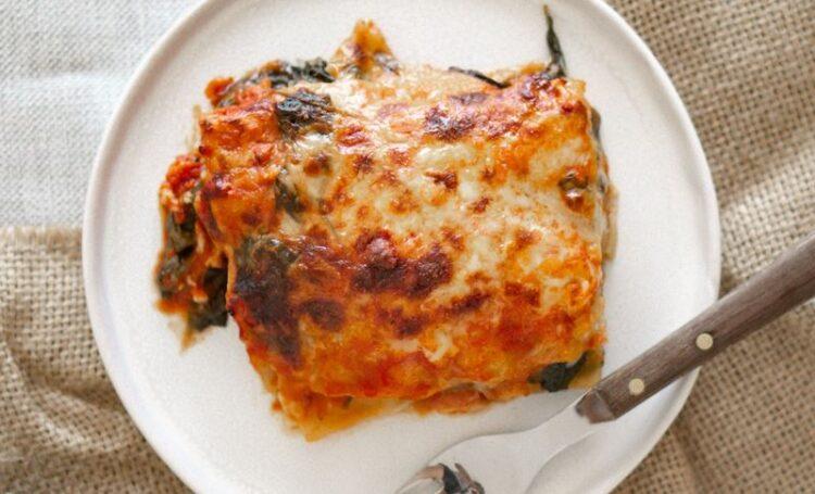 Lasanha vegetariana: deliciosa e nutritiva