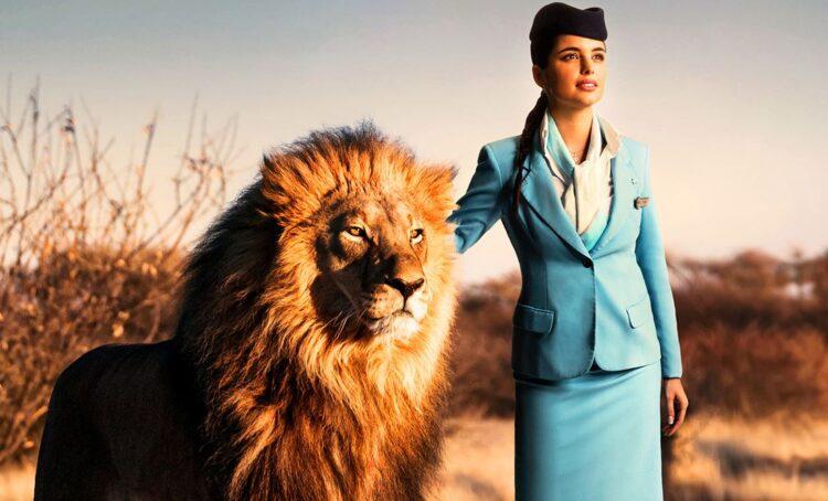 Companhia aérea lança iniciativa para combater tráfico de animais selvagens