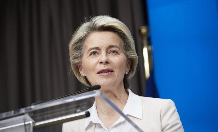 Foto: Ursula von der Leyen/União Europeia