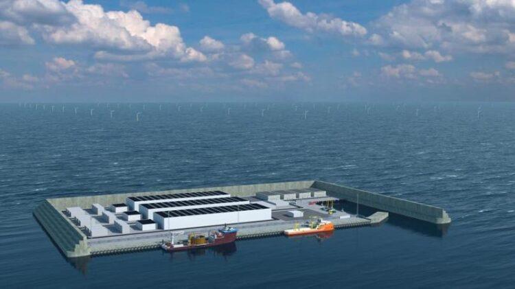 Dinamarca vai construir o primeiro centro de energia eólica do mundo numa ilha artificial