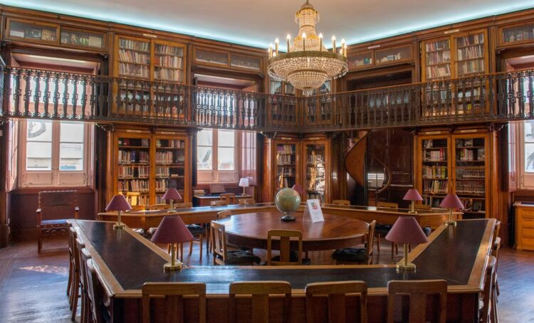 Biblioteca de São Lázaro