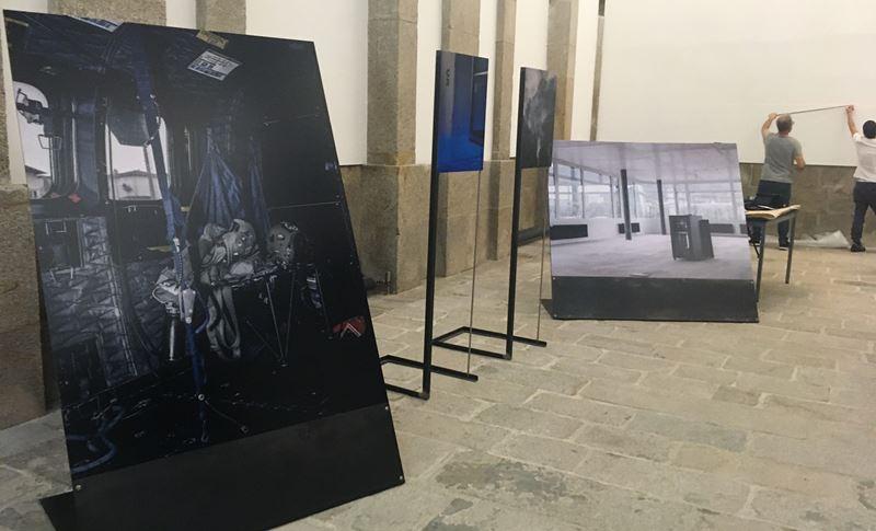 exposição The Horizon is Moving Nearer, no Centro Português de Fotografia