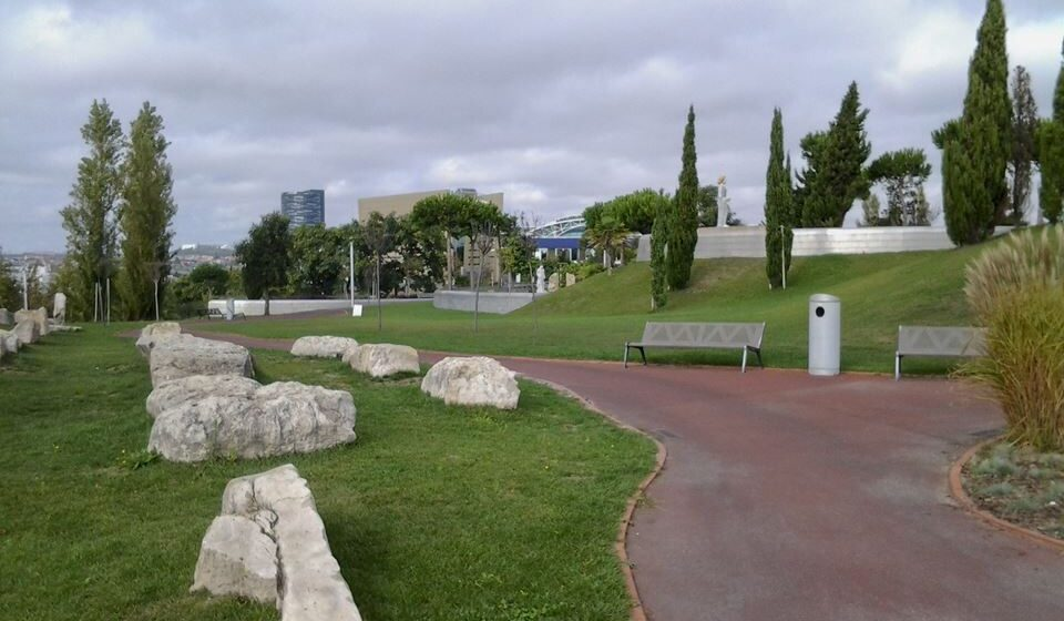 6 Parque dos Poetas, Oeiras