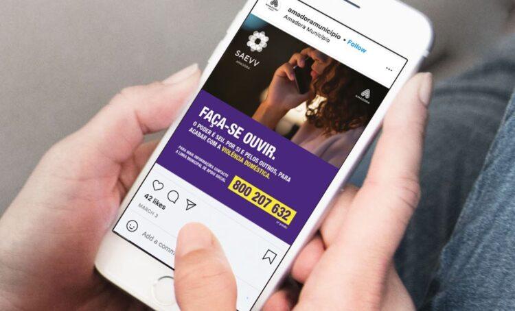 Amadora lança campanha de sensibilização contra a violência doméstica