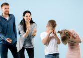 pais zangados com filhos