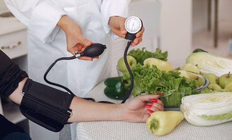 medica a medir pressao arterial